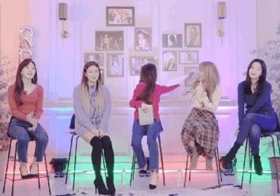 f(x), Krystal, Girls