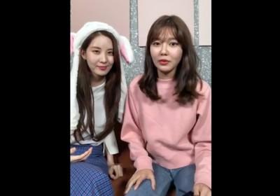 Sooyoung, Seohyun, Jung Kyung Ho