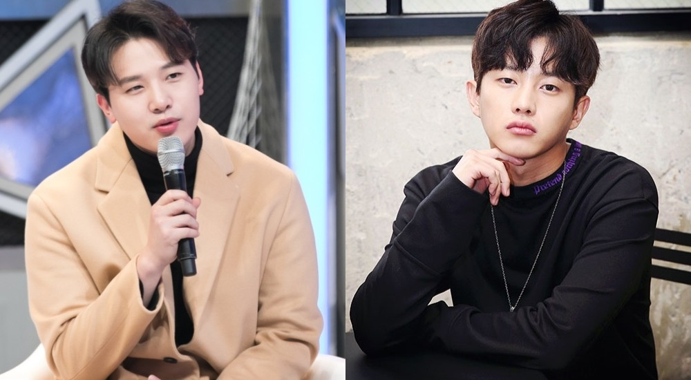 Melomance's Kim Min Suk offers supporting words to 'name twin' actor Kim Min Suk ahead of his enlistment