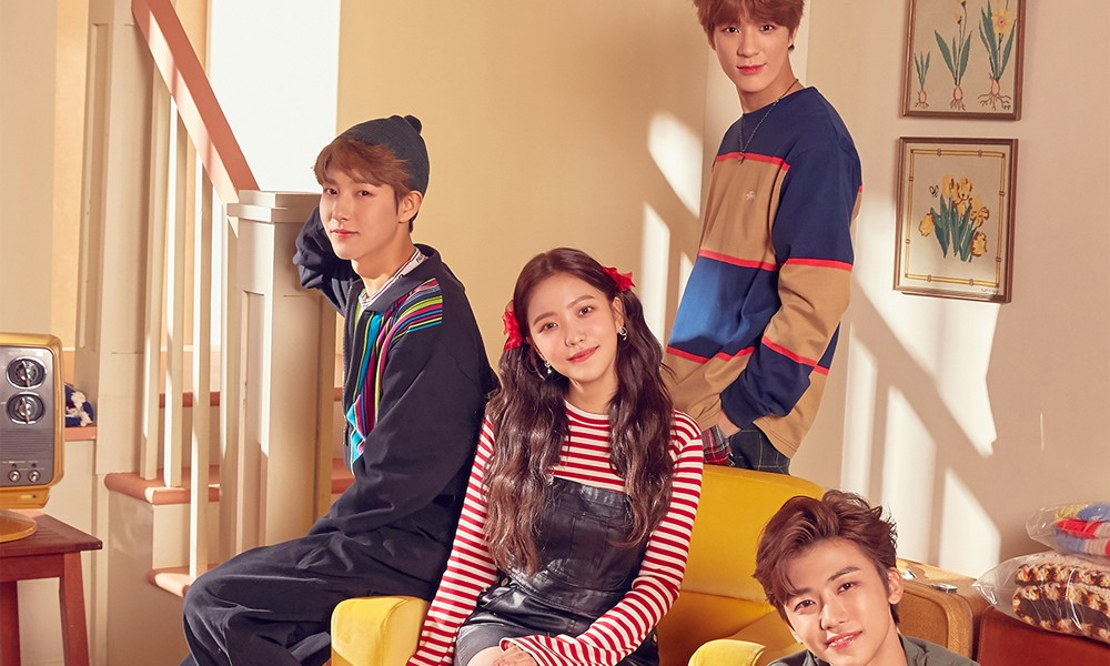 Jeno, Jisung, Red Velvet, Yeri, NCT, Chenle, Haechan, Jaemin, Renjun, NCT Dream