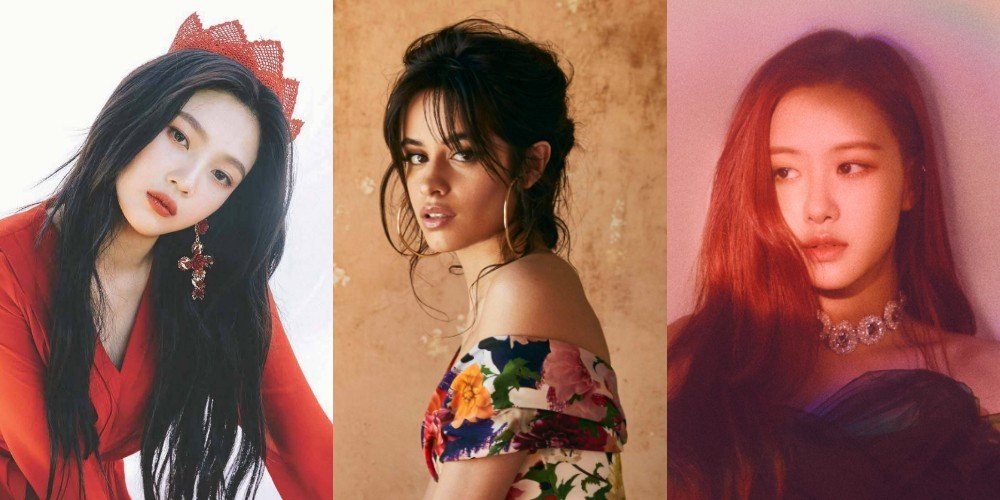Camila Cabello reacts to comments by Black Pink's Rose and