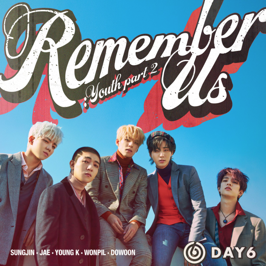 Image result for day6 youth part 2 image cover png
