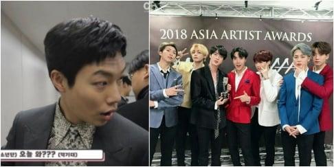 (Bangtan Boys) BTS, Ryu Joon Yeol