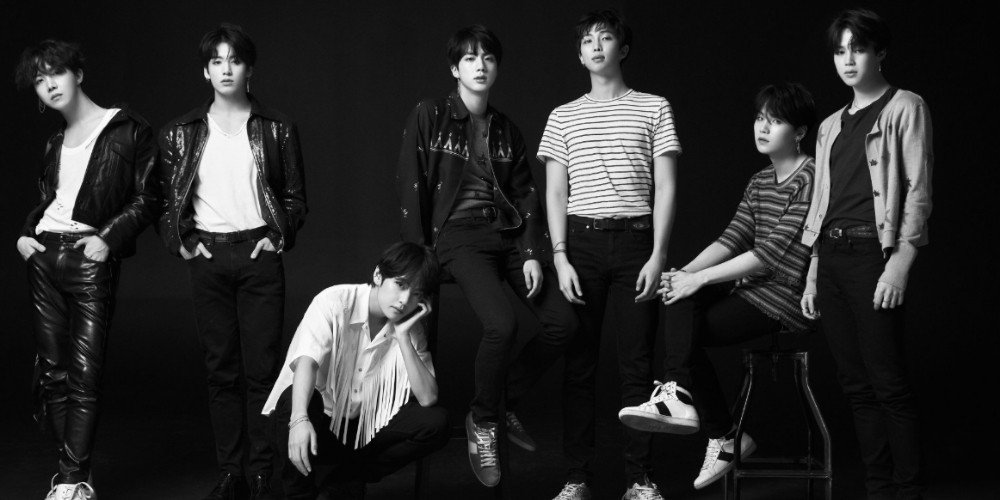 Bts Love Yourself Tear Album Gets Nominated For The 2019