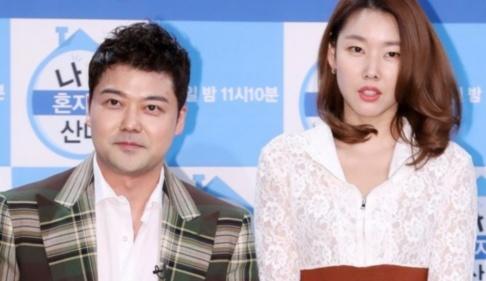 Han Hye Jin , Jun Hyun Moo