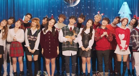 B1A4, Oh My Girl, ONF