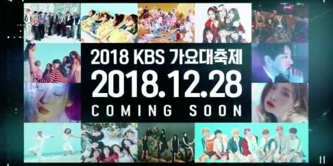 A Pink, BTOB, (Bangtan Boys) BTS, GFriend (Girlfriend), (G)I-DLE, Hwang Chi Yeol, Kim Chung Ha, Norazo, Oh My Girl, Red Velvet, Seventeen, Sunmi, Wanna One