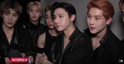 (Bangtan Boys) BTS, MONSTA X