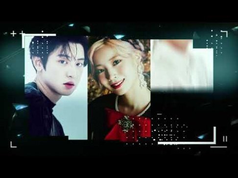 AOA, Jin, EXO, Chanyeol, GOT7, Junhyung, Lovelyz, Momoland, MONSTA X, NCT 127, NU
