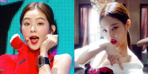 Jennie, Red Velvet, Irene