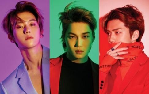 EXO, Sehun, Baekhyun, Kai