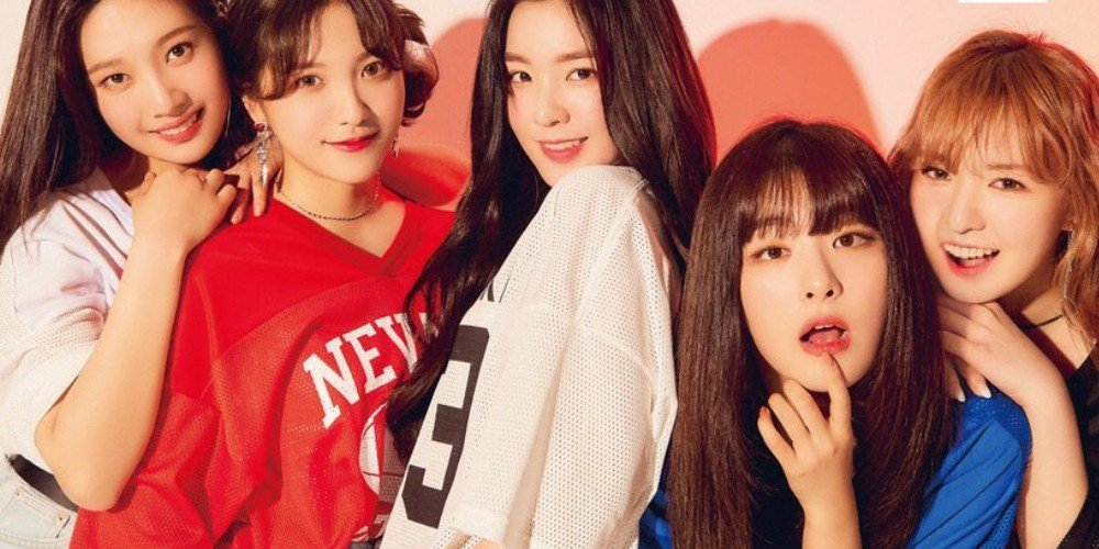 Red Velvet members name their close celebrity friends   allkpop