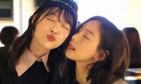 Sulli, Taeyeon