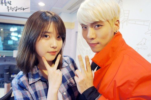 Image result for Jonghyun and iu