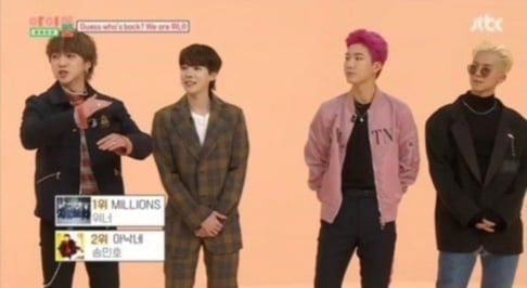 WINNER, Song Min Ho (Mino), Kim Jin Woo