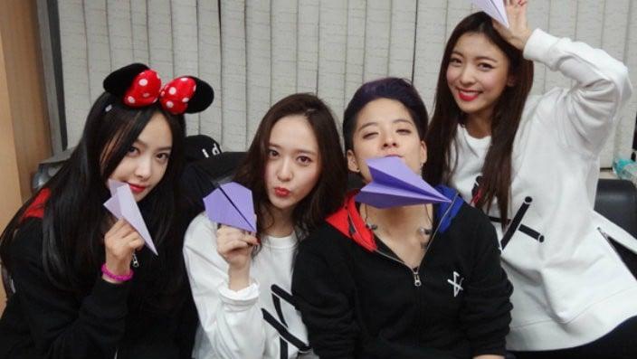 Koreansk idol gruppe dating