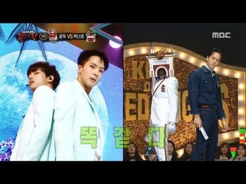 The Boyz, VIXX, Ken, Ravi