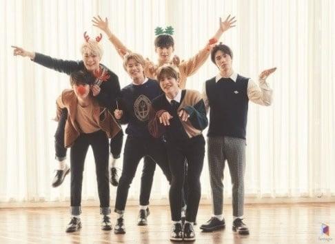 ASTRO, Cha Eun Woo, Jinjin, MJ, Rocky, Moonbin, Sanha