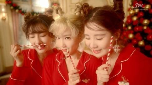 Ailee, B1A4, BH (Bom&Hi), BoA, BTOB, (Bangtan Boys) BTS, EXO, Lay, f(x), Girls