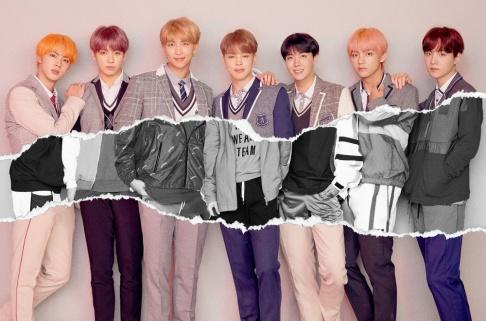 V, Jungkook, Jimin, Jin, j-hope, SUGA, RM (Rap Monster)
