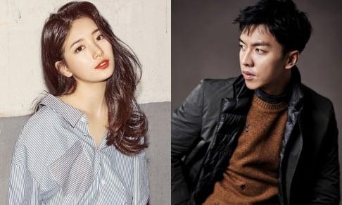 Lee Seung Gi, Suzy