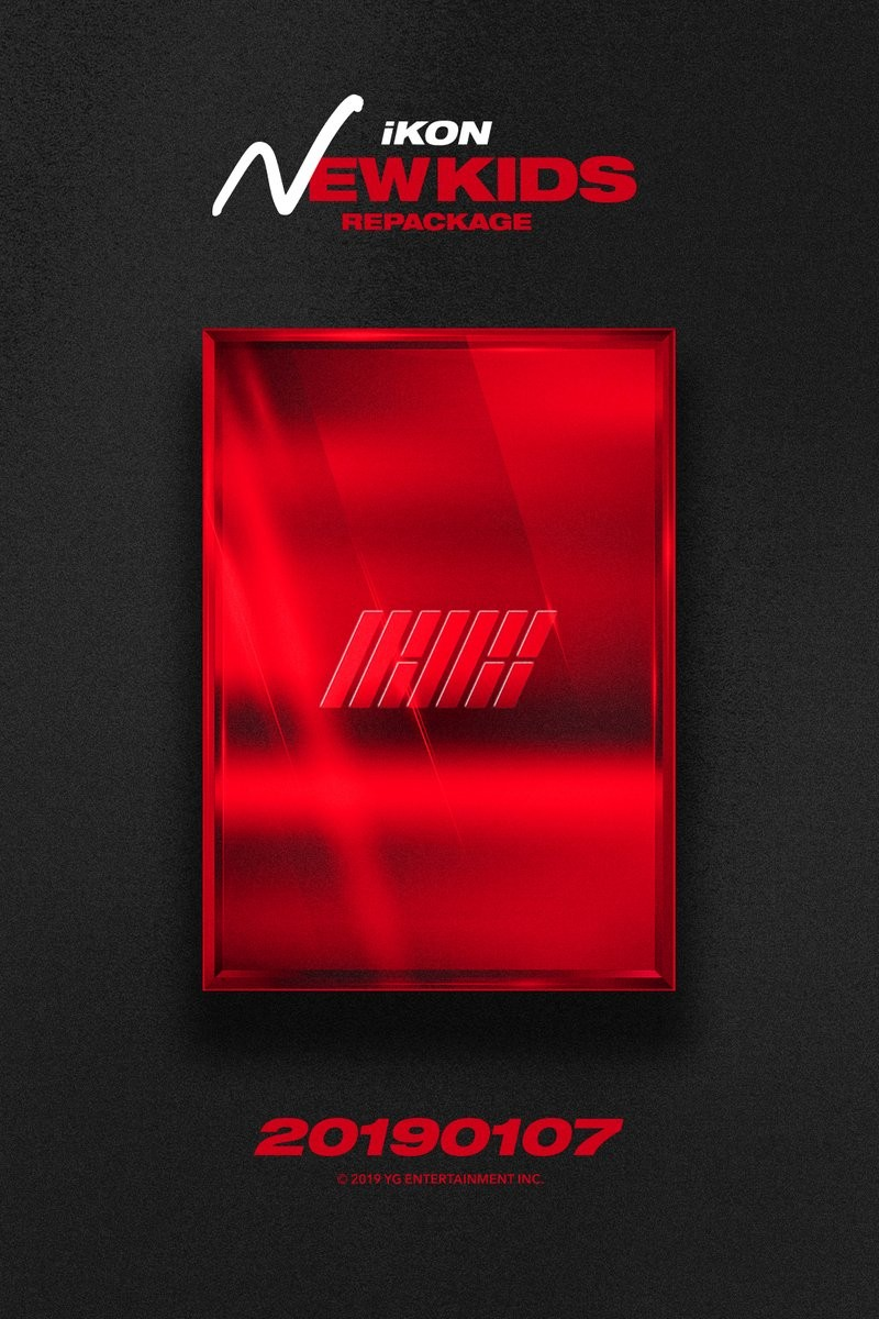 Results for iKON - New Kids Repackage