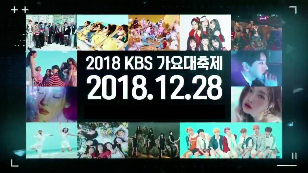 Check out the performances from '2018 KBS Gayo Daechukje