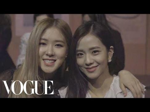 Black Pink, Jisoo, Rose