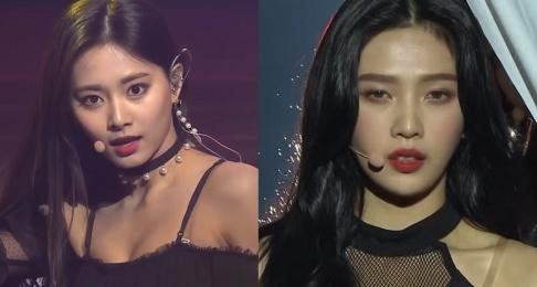 Red Velvet, Joy, TWICE, Tzuyu