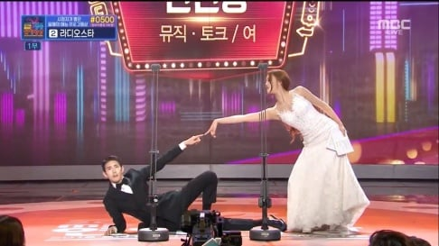 (Mijoo) Lee Mi Joo, Kwanghee