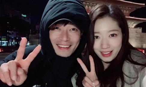 Hyun Bin, Park Shin Hye