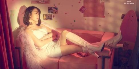 A Pink, Eunji
