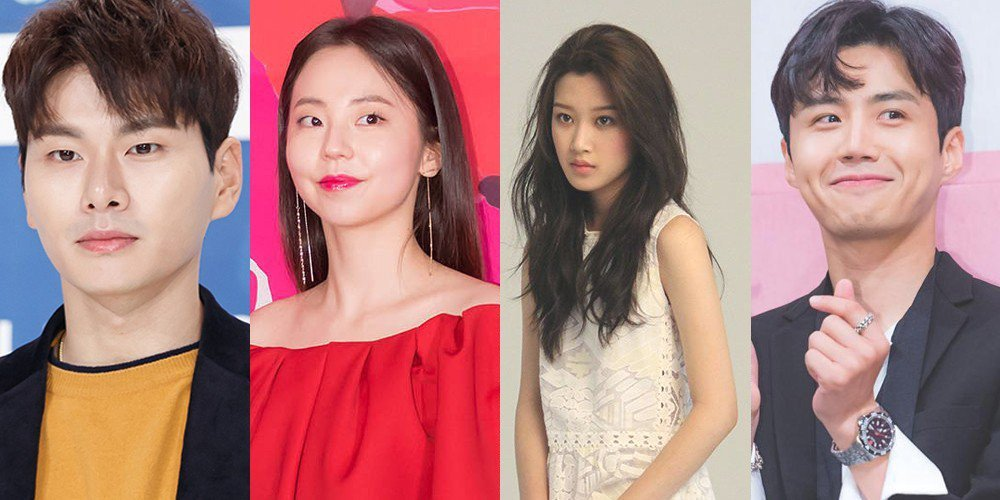 Son Seung Won: Lee Yi Kyung, Sohee, Moon Ga Young, Kim Ye Won & More