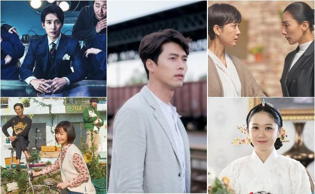 The 10 most-talked about Korean Drama series in January 2019 | allkpop