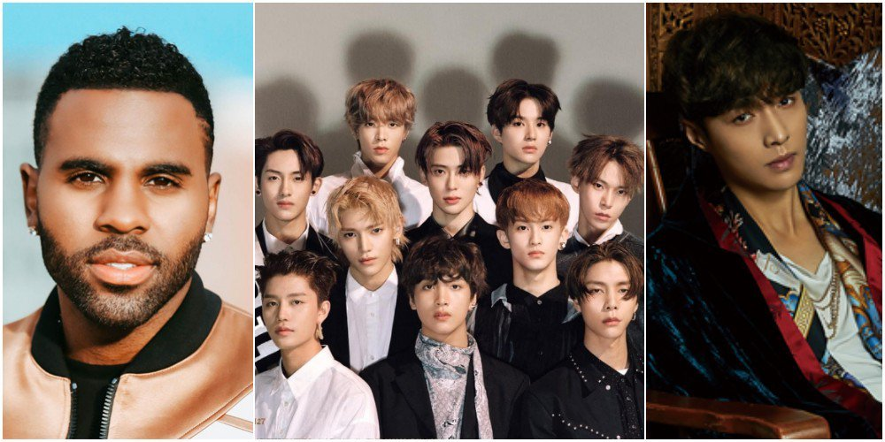 Michael Jackson's tribute project featuring Lay, NCT 127, and Jason