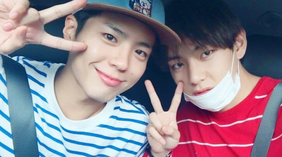 Park Bo Gum shares what BTS members said about his drama