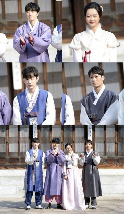 Go Ara, Jeon So Min, Ji Suk Jin, Jung Il Woo, Song Ji Hyo, Kim Jong Kook, Yoo Jae Suk