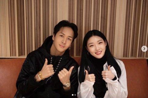 Kim Chung Ha, VIXX, Ravi