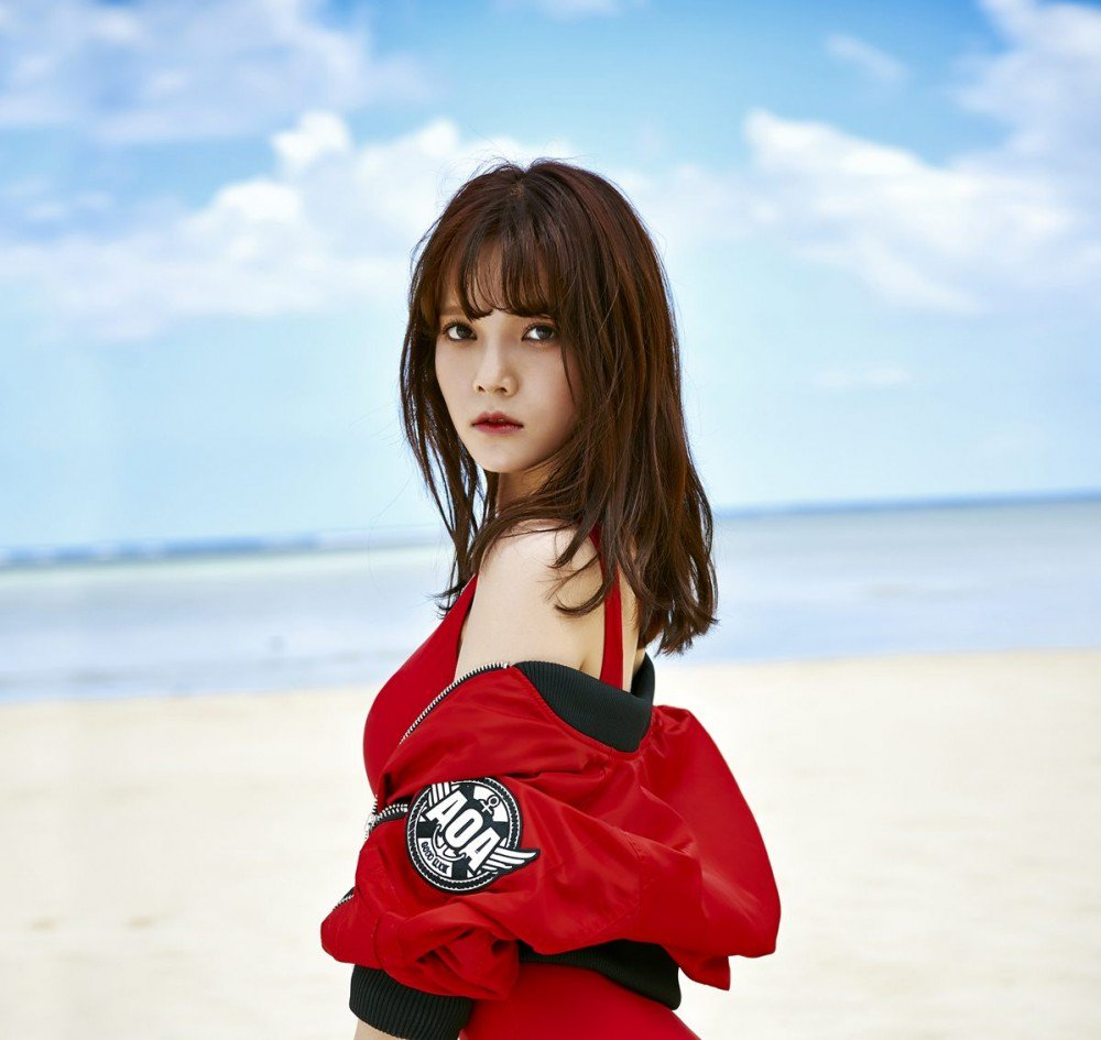 Recent Photos Of Aoa S Jimin Is Starting To Worry Fans Allkpop