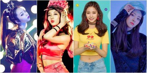 ITZY, Suzy, Sohee, Tzuyu