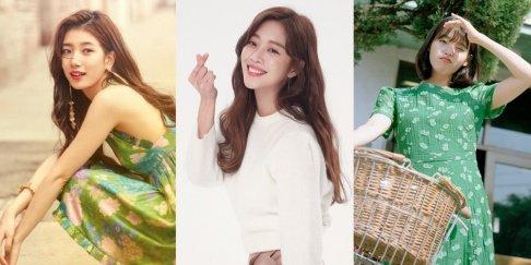 IU, Jo Bo Ah, Suzy