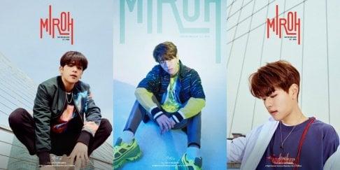 Stray Kids, Woojin, Han, Seungmin