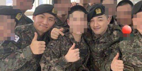 Taeyang, Daesung, Seungri