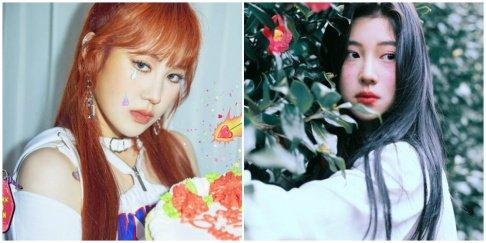 Park Ji Min, Baek Ye Rin