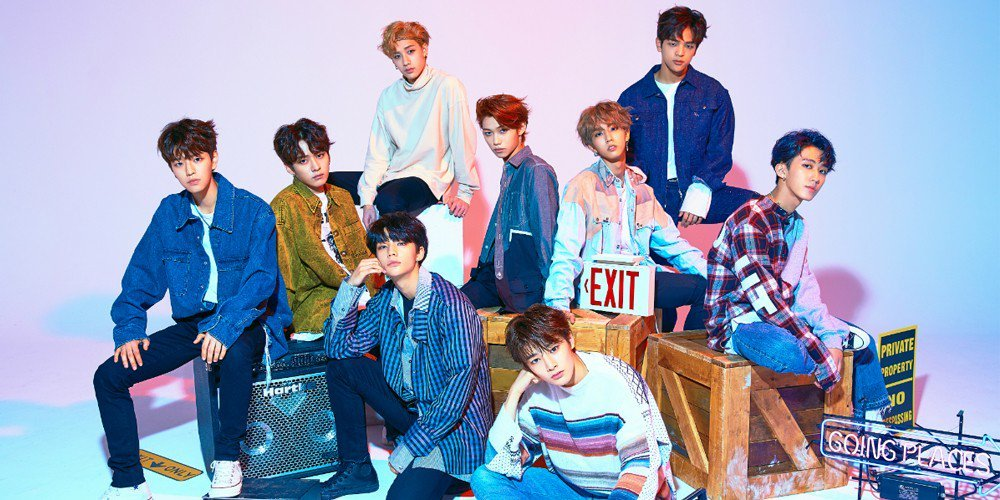 Stray Kids rise to the top of iTunes album charts in 15