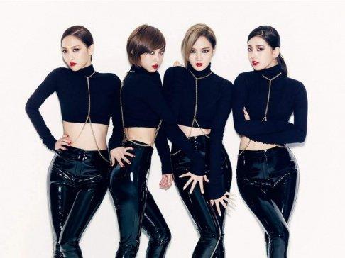 Dal Shabet, Eric Nam, (G)I-DLE, Girls