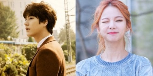 UEE, EXID, Solji, F.T. Island, Seunghyun, Girl