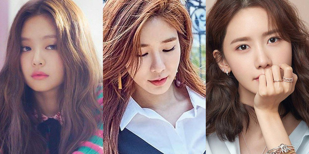 Yoo In Na tops brand value ranks for female CF stars + Jennie and YoonA follow