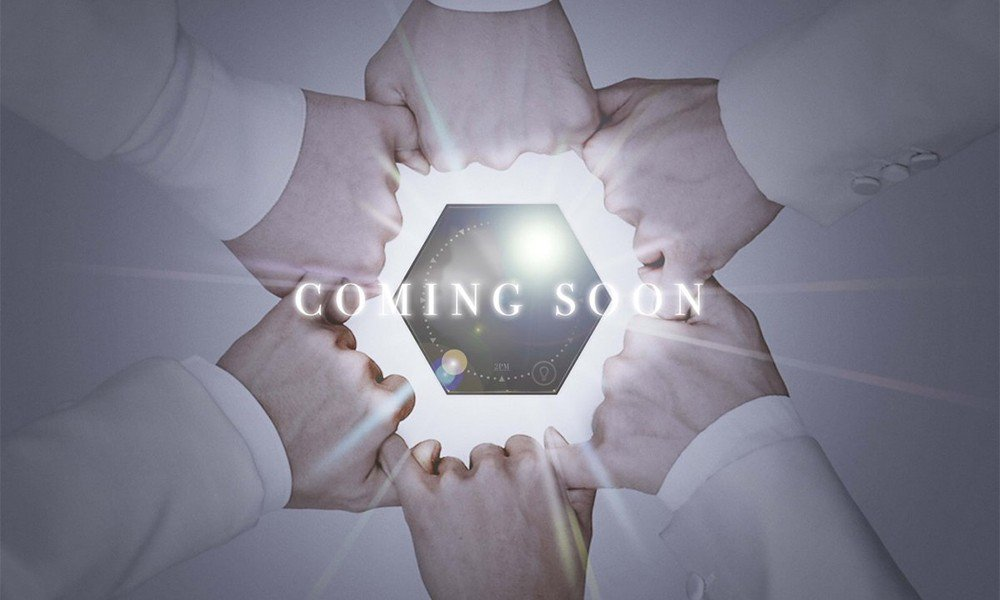 2PM drops 'coming soon' image teaser for unknown Japan project