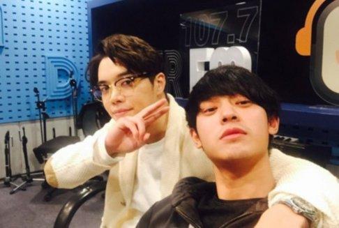 Eddy Kim, Jung Joon Young